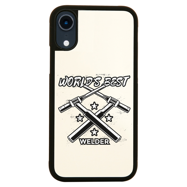 Welder quote iPhone case cover 11 11Pro Max XS XR X