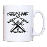Welder quote mug coffee tea cup - Graphic Gear