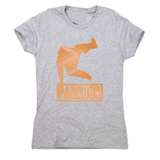 Parkour jump women's t-shirt
