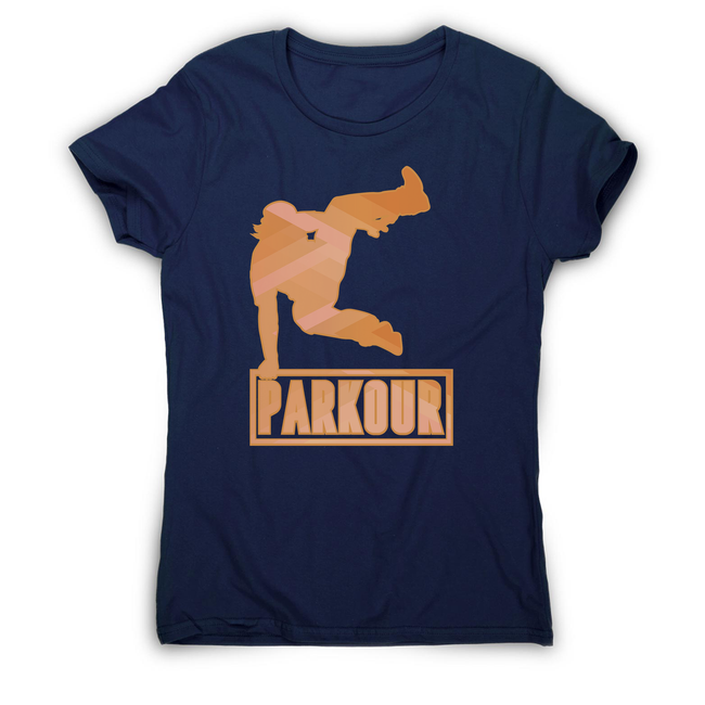 Parkour jump women's t-shirt - Graphic Gear
