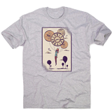 Abstract girl men's t-shirt - Graphic Gear