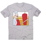 Kebab chef men's t-shirt - Graphic Gear