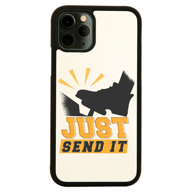Gas pedal quote iPhone case cover 11 11Pro Max XS XR X - Graphic Gear