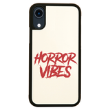 Horror vibes iPhone case cover 11 11Pro Max XS XR X