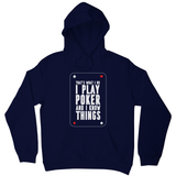 Play poker hoodie - Graphic Gear