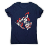 Roman warrior women's t-shirt - Graphic Gear