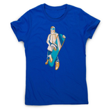 Snowboarder sport women's t-shirt - Graphic Gear