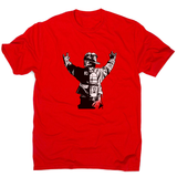 Firefighter rock hands men's t-shirt - Graphic Gear