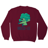Broccolee funny sweatshirt - Graphic Gear