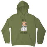 Doctor dog hoodie - Graphic Gear