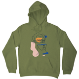 Abstract David head hoodie - Graphic Gear
