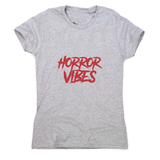Horror vibes women's t-shirt - Graphic Gear