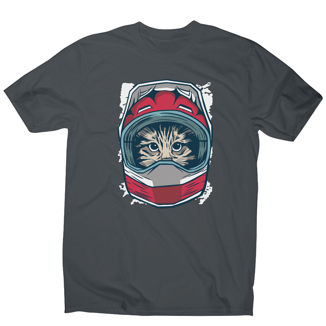 Cat driver men's t-shirt - Graphic Gear