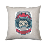 Cat driver cushion cover pillowcase linen home decor - Graphic Gear