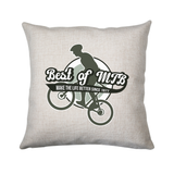 Mountain bike quote cushion cover pillowcase linen home decor - Graphic Gear