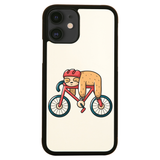 Bike sloth funny iPhone case cover 11 11Pro Max XS XR X