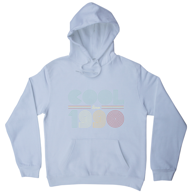 Cool since 1990 hoodie - Graphic Gear