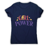 Girl power quote women's t-shirt