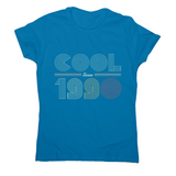 Cool since 1990 women's t-shirt - Graphic Gear