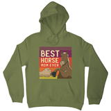 Best horse mom ever hoodie - Graphic Gear