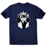 Weightlifting King men's t-shirt - Graphic Gear