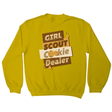 Girl scout quote sweatshirt - Graphic Gear