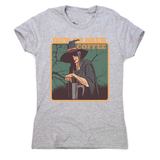 Coffee witch women's t-shirt - Graphic Gear