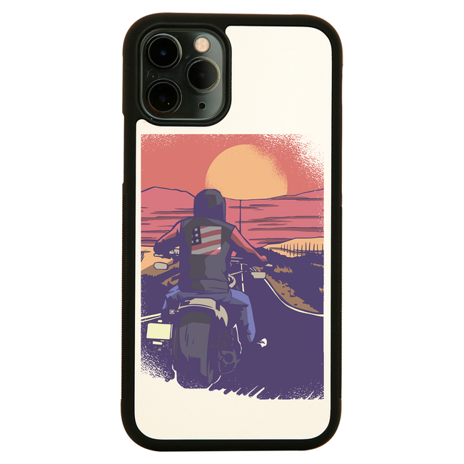 Road biker iPhone case cover 11 11Pro Max XS XR X