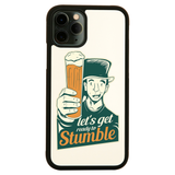 St. Patricks day beer iPhone case cover 11 11Pro Max XS XR X - Graphic Gear