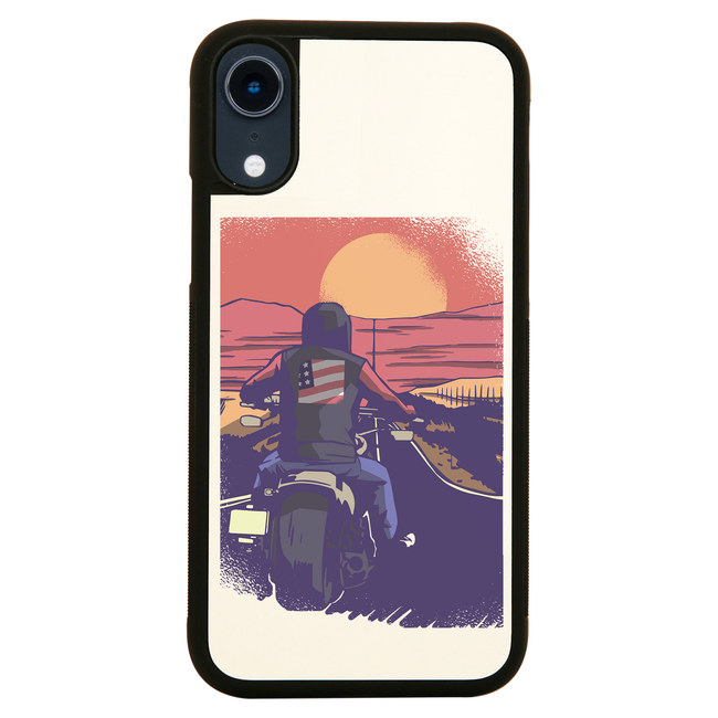 Road biker iPhone case cover 11 11Pro Max XS XR X - Graphic Gear