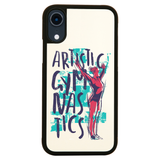 Artistic gymnast iPhone case cover 11 11Pro Max XS XR X