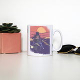 Road biker mug coffee tea cup - Graphic Gear