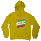 Cartoons quote hoodie - Graphic Gear