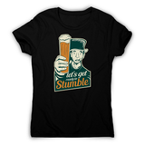 St. Patricks day beer women's t-shirt - Graphic Gear