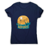 Kite girl women's t-shirt - Graphic Gear