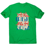 Irish yoga men's t-shirt - Graphic Gear