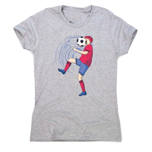 Funny soccer women's t-shirt - Graphic Gear