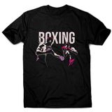 Boxing grunge fighters men's t-shirt