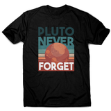 Pluto quote men's t-shirt - Graphic Gear