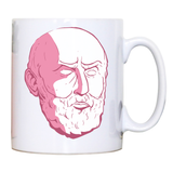 Epictetus head mug coffee tea cup - Graphic Gear