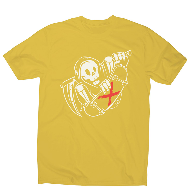 Grim reaper skater men's t-shirt - Graphic Gear
