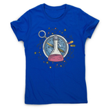 Science flask women's t-shirt - Graphic Gear