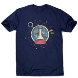 Science flask men's t-shirt - Graphic Gear