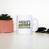 Airsoft evolution mug coffee tea cup - Graphic Gear