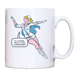 Nurse superhero mug coffee tea cup - Graphic Gear