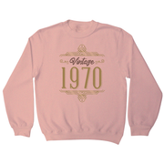 Vintage 1970 sweatshirt - Graphic Gear