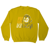 Darth pug sweatshirt - Graphic Gear