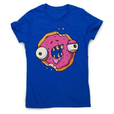 Zombie donut women's t-shirt - Graphic Gear