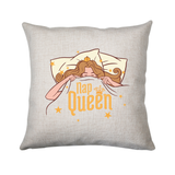 Nap queen cushion cover pillowcase linen home decor - Graphic Gear