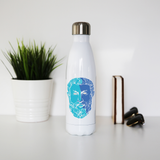 Heraclitus philosopher water bottle stainless steel reusable - Graphic Gear
